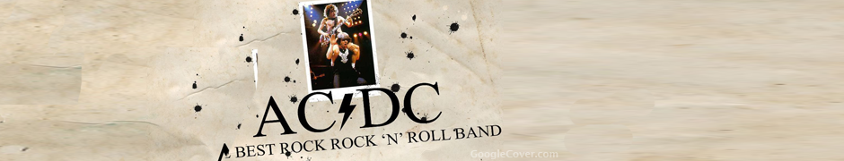ACDC best Rock Band Google Cover