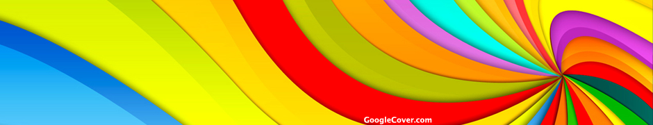 Abstract Curves Google Cover