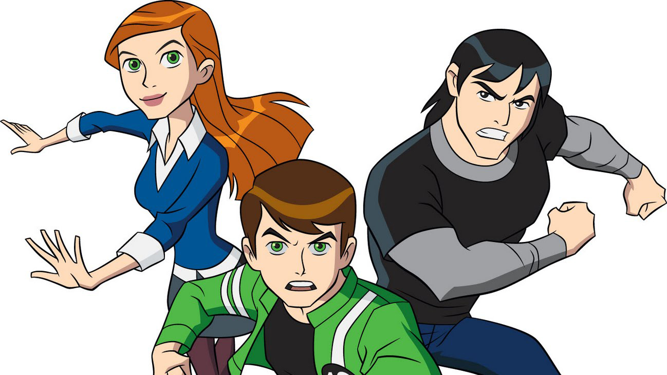 Ben 10 Characters Google Cover