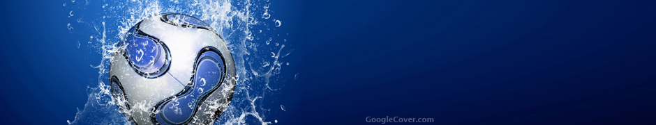 Football Abstract Google Cover