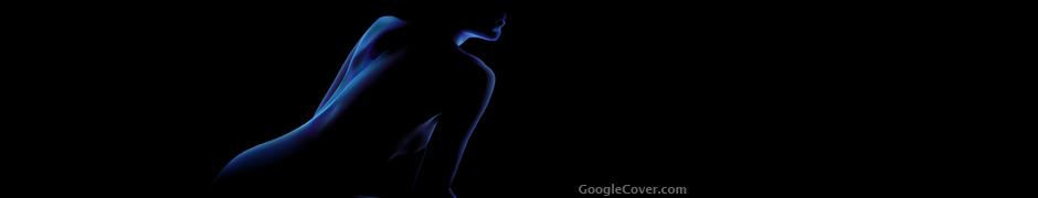 Girl Outline Google Cover