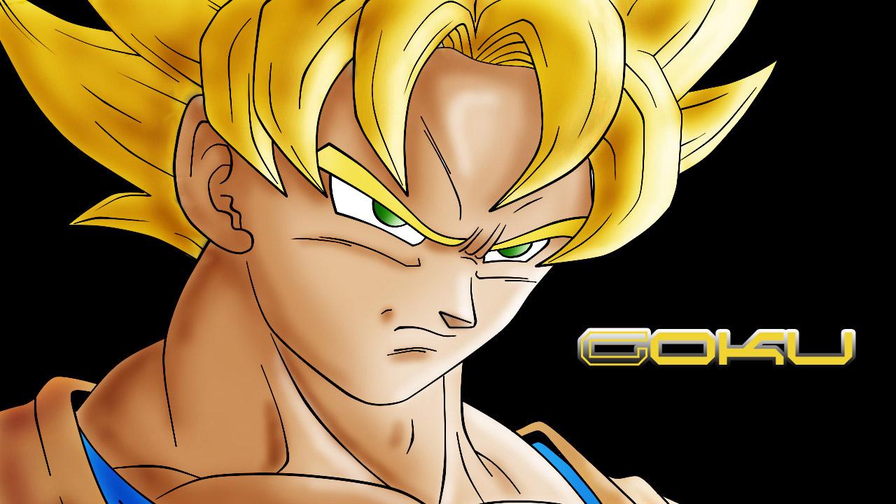 Goku-Dragon Ball Z Google Cover