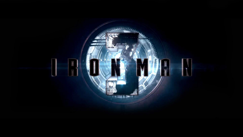 Ironman 3 Logo Google Cover
