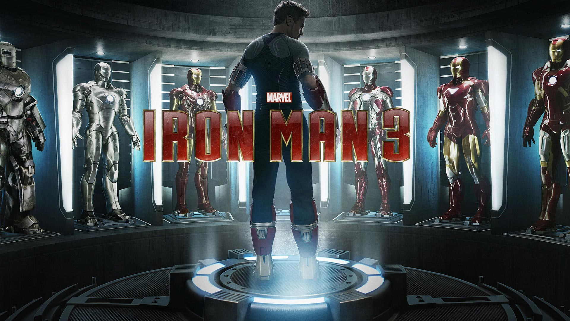 Ironman 3 Google Cover