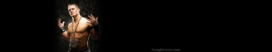 John Cena Google Cover