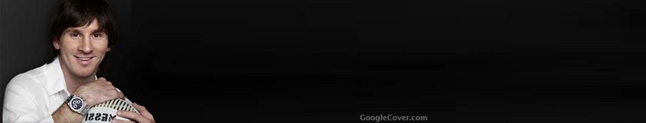 Lionel Messi Google Cover