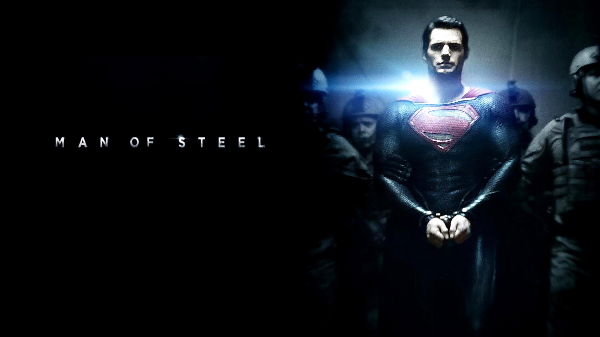 Man of Steel Google Cover