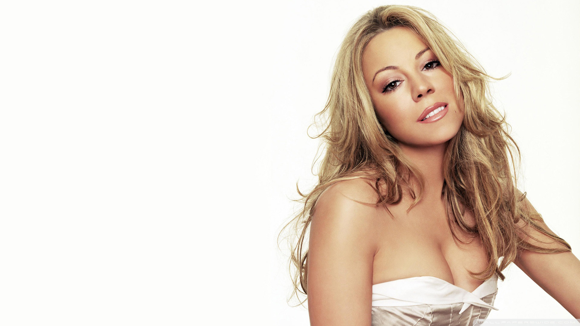 Mariah Carey Google Cover