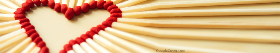 Matchstick Heart Google Cover