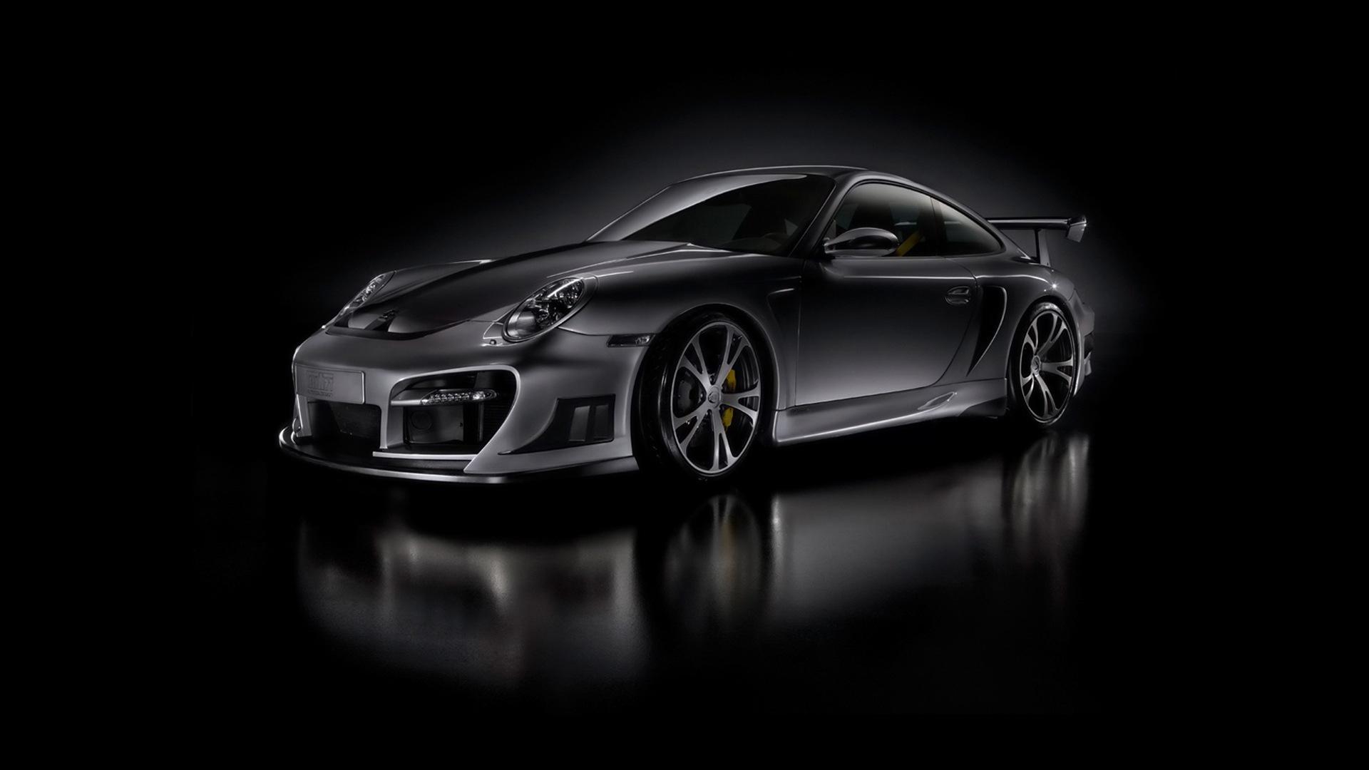Porsche GT Street RS Google Cover