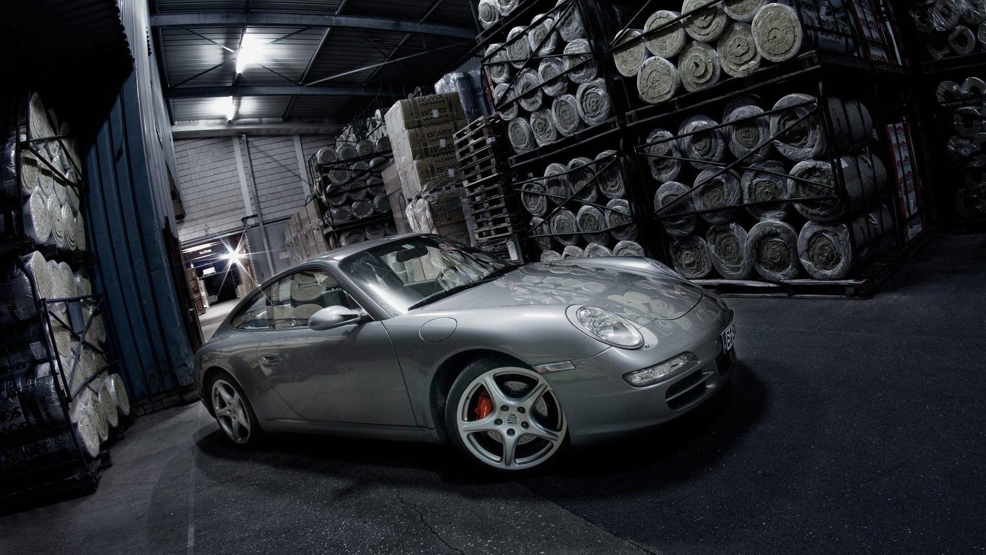 Porsche Google Cover