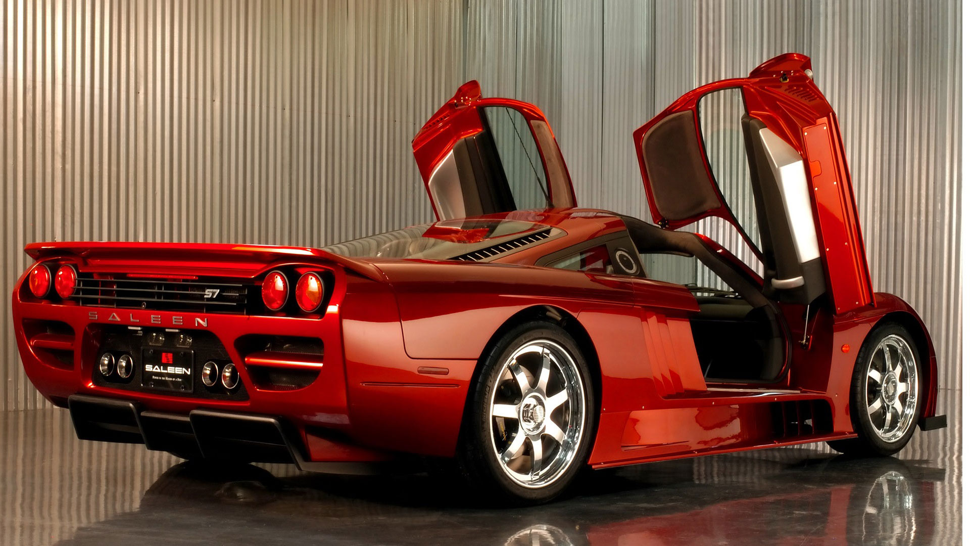 Saleen S7 Google Cover