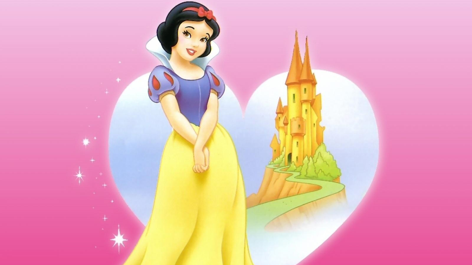Snow White Google Cover