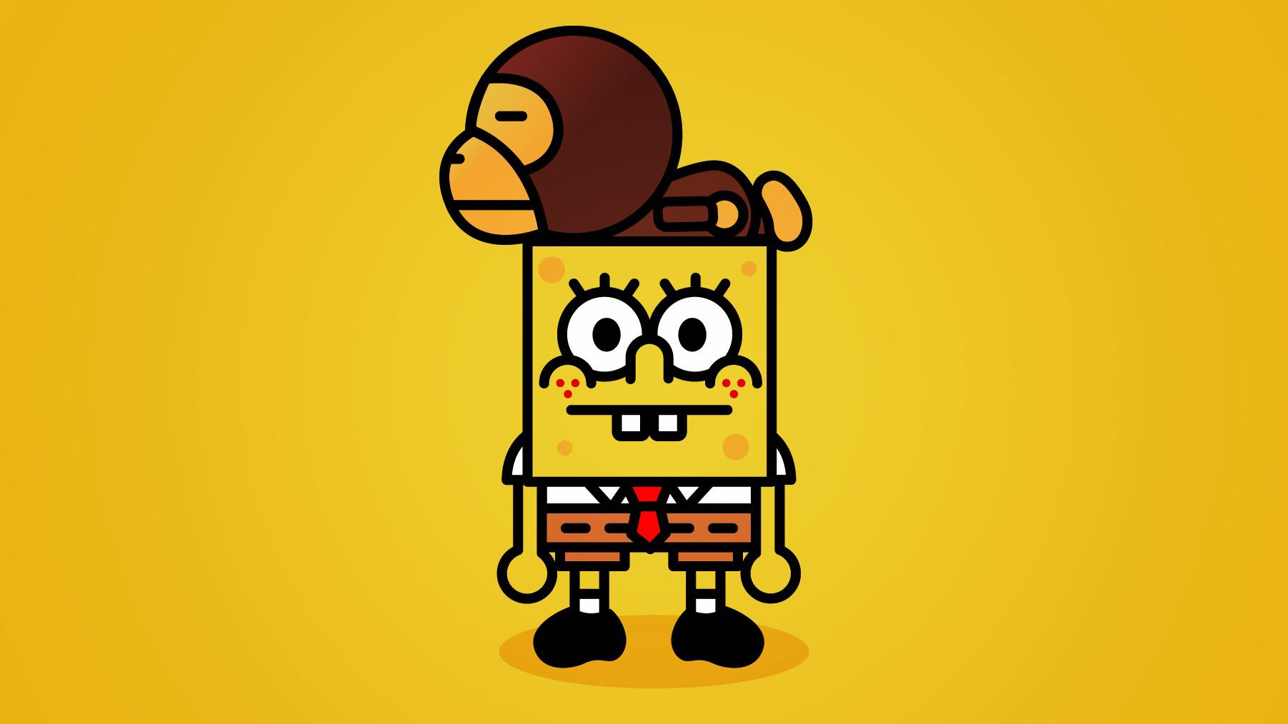 Spongebob Google Cover