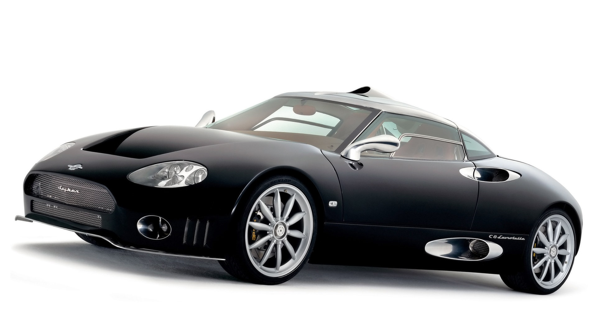 Spyker C8 Google Cover