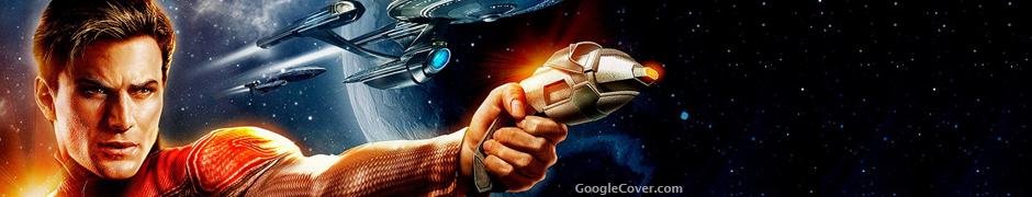 Star Trek online Google Cover