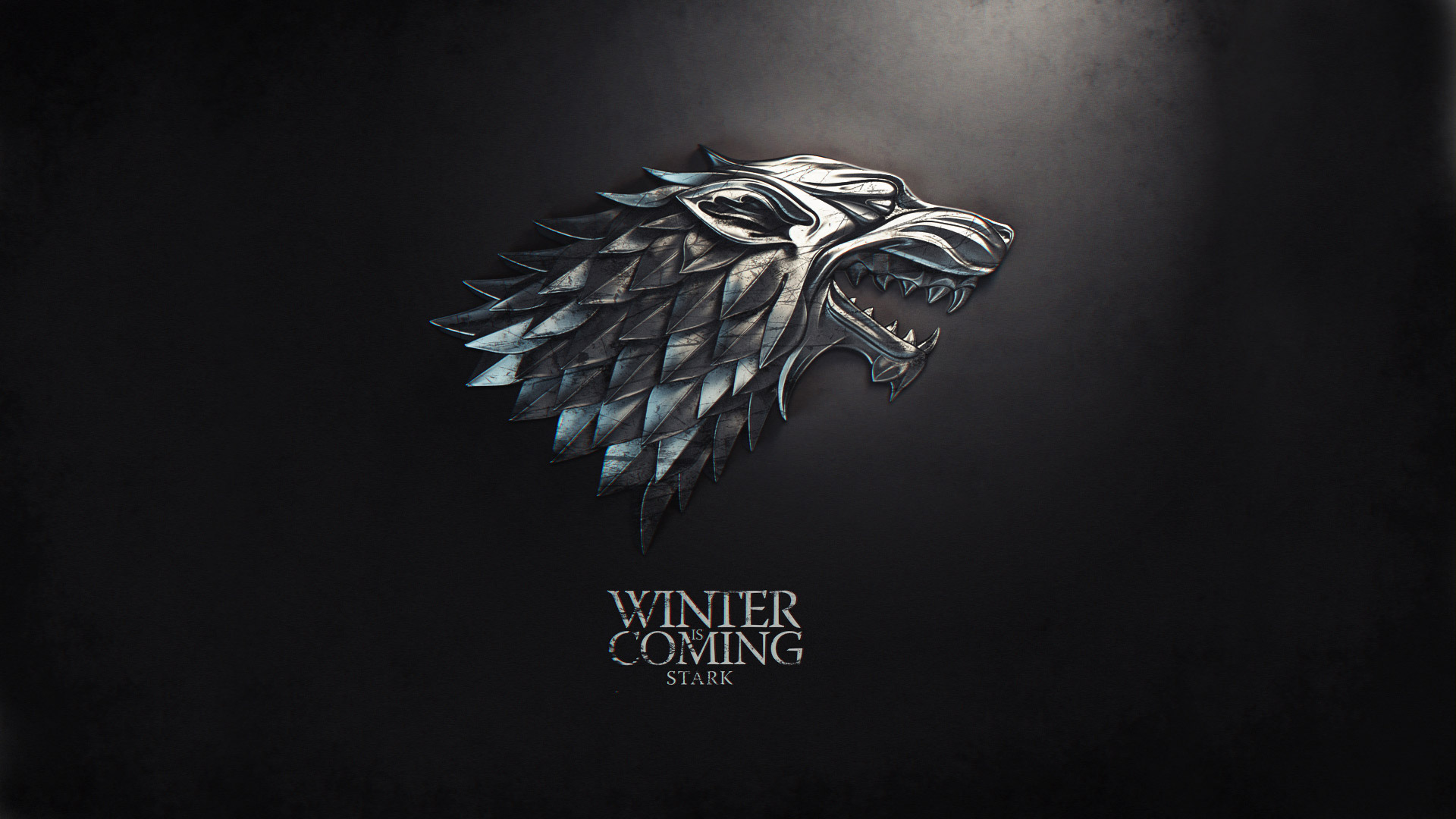 Stark-Game of Thrones Google Cover
