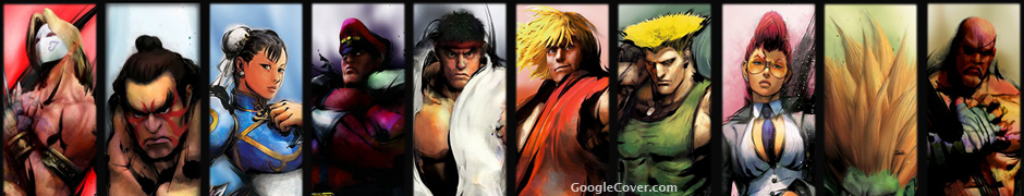 Street Fighters Google Cover
