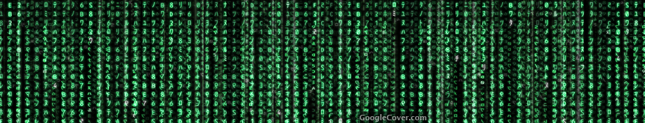 The Matrix Google Cover