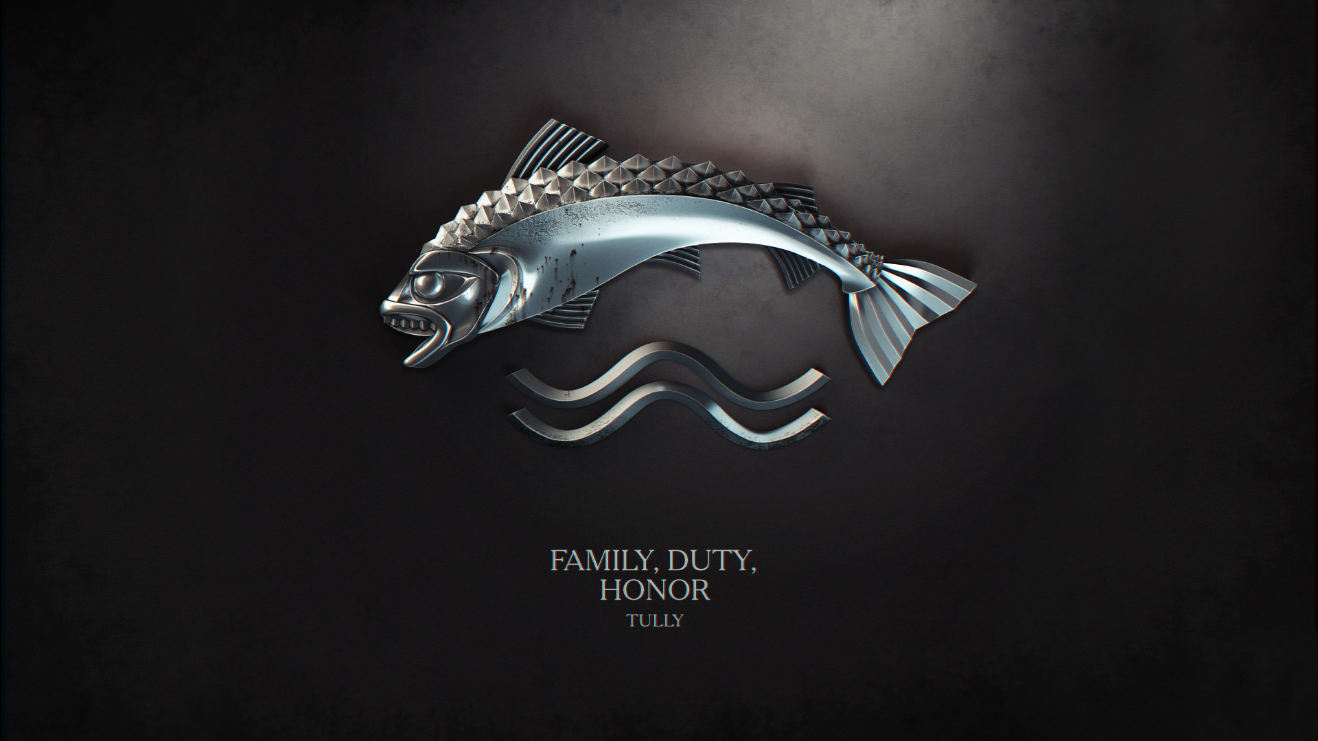 Tully-Game of Thrones Google Cover