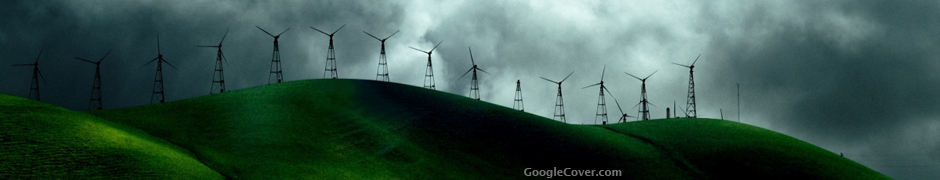 Windfarm Google Cover