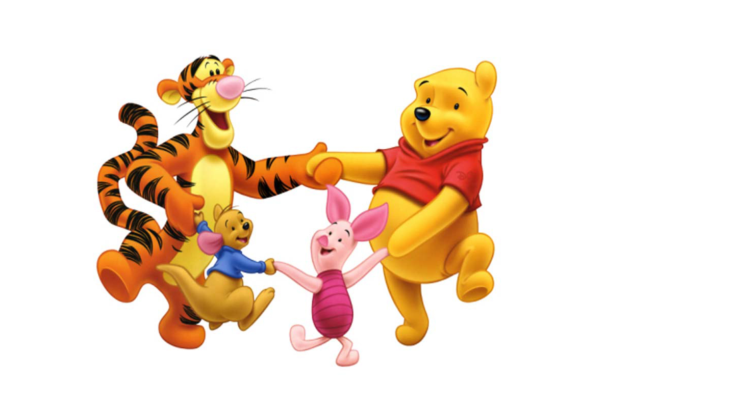 Winnie the Pooh Google Cover