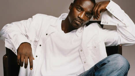 Akon Google Cover