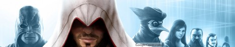 Assassins Creed Brotherhood Google Cover