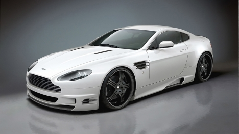 Aston Martin V8 Vantage Google Cover