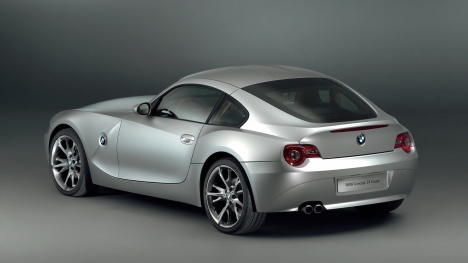 BMW Z4 Coupe Google Cover