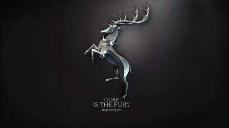 Baratheon-Game of Thrones Google Cover