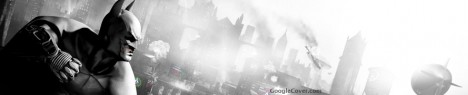 Batman Arkham City Google Cover
