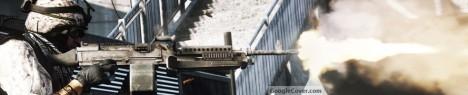 Battlefield 3 Google Cover