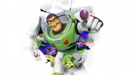 Buzz Lightyear Google Cover
