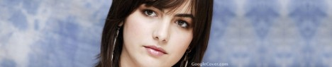 Camilla Belle Google Cover