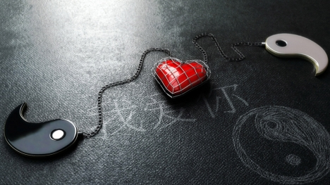 Chained Heart Google Cover