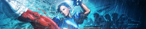 Chun li-Street Fighter Google Cover