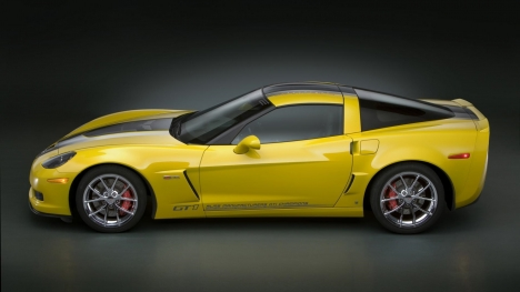 Corvette GT1 Google Cover