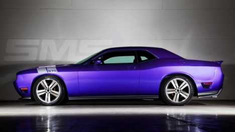 Dodge Challenger Google Cover