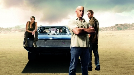 Fast and Furious 6 Google Cover