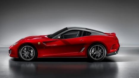 Ferrari 599 Google Cover