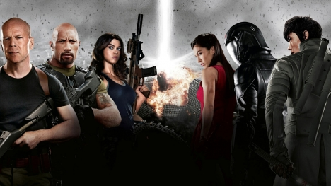 G I JOE Retaliation Google Cover