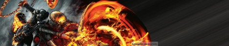 Ghost Rider2 Google Cover