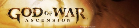 God of War Ascension Google Cover