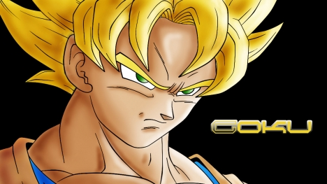 Goku-Dragon Ball Z Google Cover