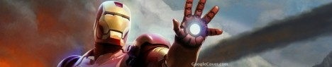 Iron Man Google Cover