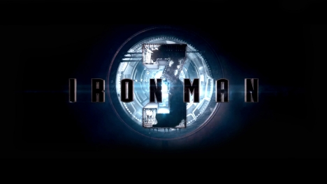 Ironman 3 Logo Google Cover