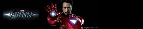 Ironman-Avengers Google Cover