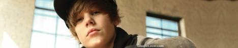 Justin Bieber Google Cover