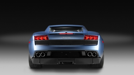Lamborghini Gallardo Backlight Google Cover